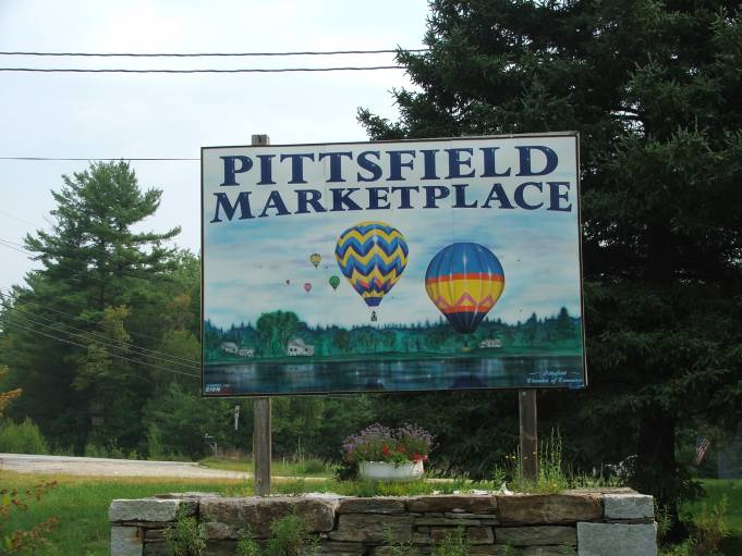 pittfield new hampshire